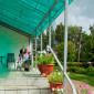 Веранда пансионата «Тихие зори»