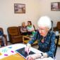 Досуг жителей пансионата для пожилых «Всеволожский»