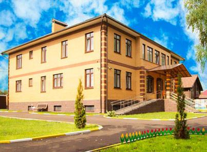 Пансионатдля пожилых «Забота» филиал Голицино