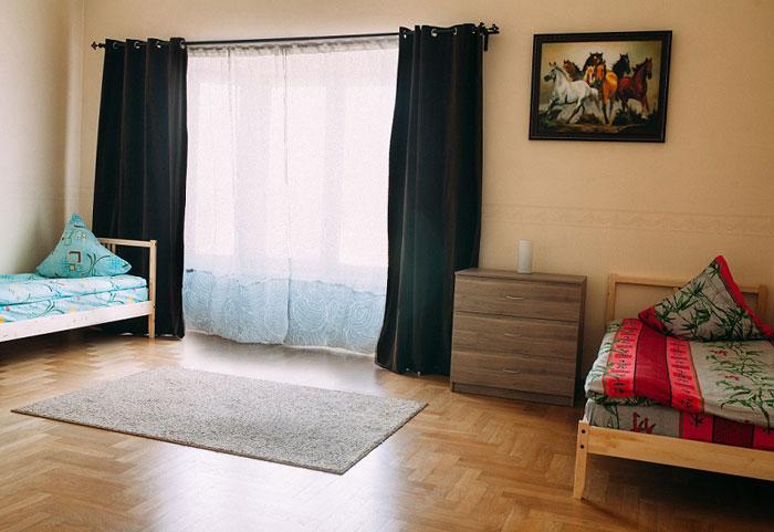 Комната постояльцев дома престарелых «Ащерино»