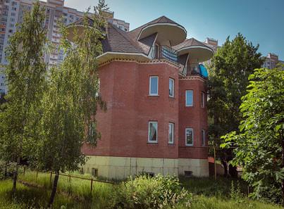 Дом престарелых «Левобережный»