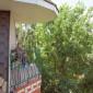 балкон дома престарелых «Левобережный»