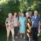 Жильцы дома престарелых «Оберег» Лешино