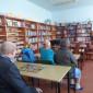 Библиотека Ермаковского дома-интерната