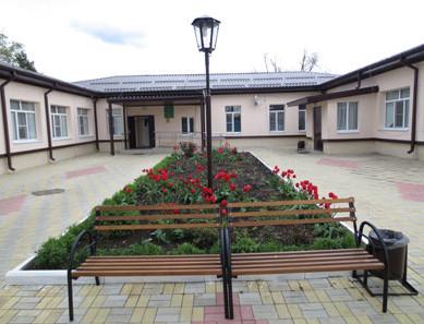 ГБУ РА Гиагинский дом-интернат для граждан пожилого возраста