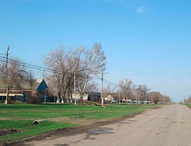 Городовиковский дом-интернат