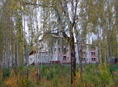 Каратузский дом-интернат