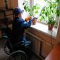 Гарденотерапия жильцов хатунского дома интерната