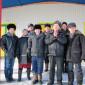 Жильцы Курумканского дома-интерната для престарелых и инвалидов