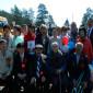 Ветераны Курумканского дома-интерната для престарелых и инвалидов