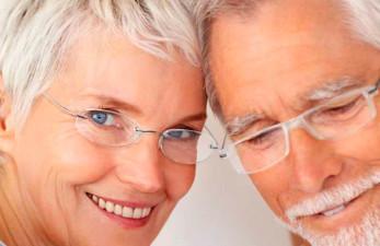 Линзы и очки в пожилом возрасте