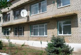 Малодербетовский дом-интернат