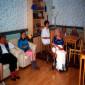 Жильцы Медико-социального центра «Родительский дом»