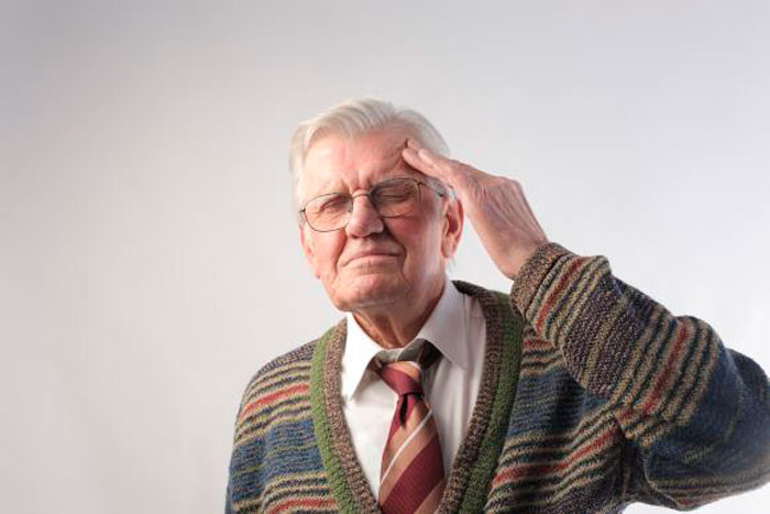 Мигрень у пожилых