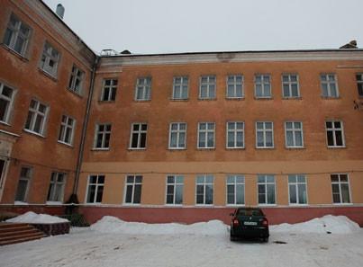 ГБУСО Новоржевский дом-интернат для престарелых