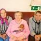 Жильцы Новоржевского дома-интерната для престарелых