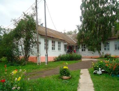Новоселовский дом-интернат