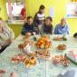 Чаепитие жителей Новоселовского дома-интерната