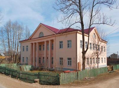 ГБУСО Новосельский дом-интернат для престарелых и инвалидов