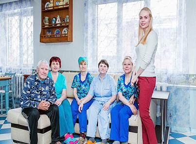 Дом престарелых и инвалидов платный или