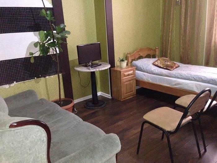 Отдельная комната для постояльцев