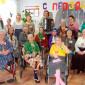 Постояльцы Серебряно-Прудского дома-интерната «Надежда»
