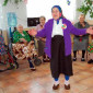 Праздник жителей Серебряно-Прудского дома-интерната «Надежда»