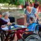 Творчество жильцов Серебряно-Прудского дома-интерната «Надежда»