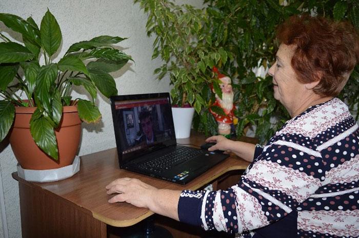 Общение с родственниками постояльцев Серпуховского дома ветеранов