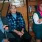 Жильцы Шатиловского дома-интерната для граждан пожилого возраста