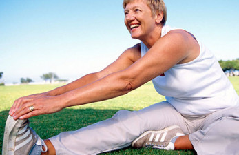 Стретчинг для пожилых людей