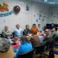 Жильцы Таймырского социально-реабилитационного центра инвалидов