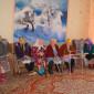 Холл Туричинского дома-интерната для престарелых и инвалидов