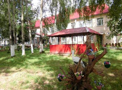 Воскресенский дом-интернат малой вместимости