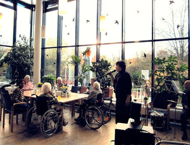 Дом престарелых «Милый дом» Харьков