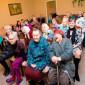 Актовый зал дома престарелых «Милый дом» Харьков