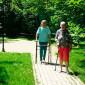 Жильцы пансионата для пожилых людей «Уралмаш»