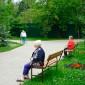 Постояльцы пансионата для пожилых людей «Уралмаш»