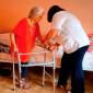 Персонал дома престарелых «Тепло любимых»