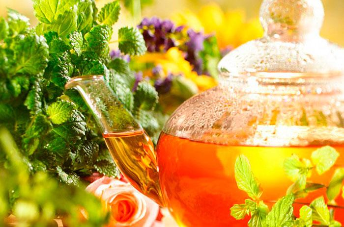 Травяной чай при лунатизме