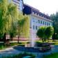 Территория санатория «Боровое»
