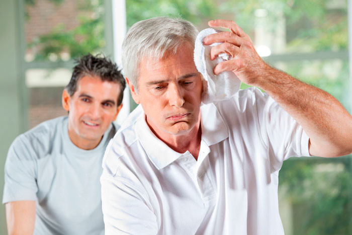 Тепловой удар, симптомы и первая помощь