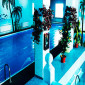 Бассейн в пансионате для пожилых «Надежда»