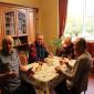 Чаепитие в пансионате «Вечерние беседы» на Красной Глинке