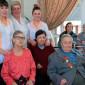 Персонал дома престарелых «Вечерние беседы» на 9-ой Просеке