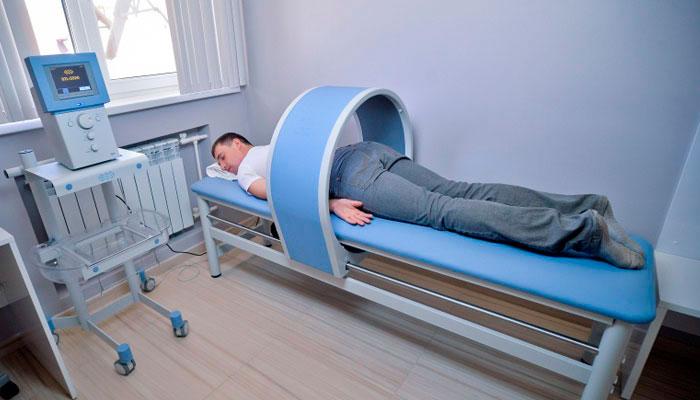 Стационарный аппарат магнитотерапии