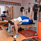 Спортзал в санатории «Березка»