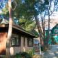 Коттеджи в санатории «Сосновый»