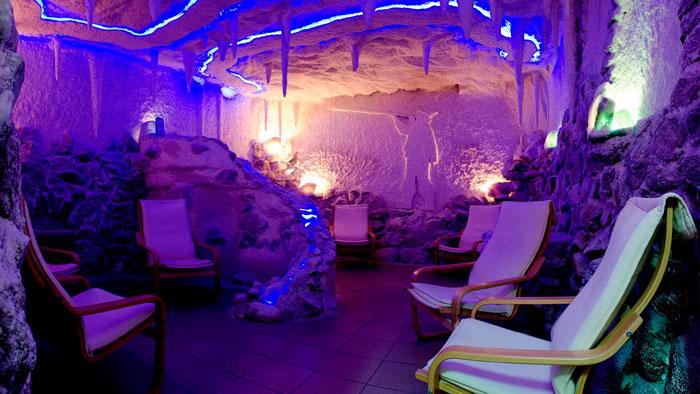 Комната для спелеотерапии