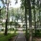 Парк в санатории «Плес» (Ивановская область)